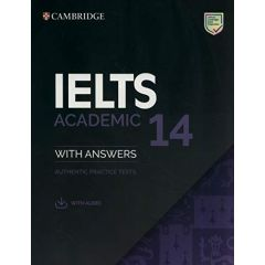 Cambridge University Press - IELTS 14 Academic Student's Book With Answers With Audio | 9781108681315