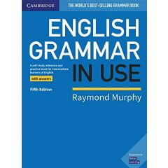 Cambridge University Press - English Grammar In Use With Answers (Fifth Edition) | 9781108457651