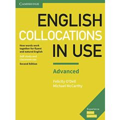 Cambridge University Press - English Collocations In Use Second Edition - Book With Answers Advanced | 9781316629956